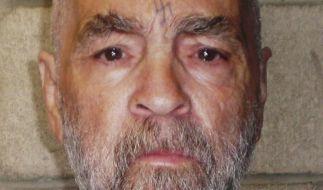 Der zu lebenslänglicher Haft verurteilte Charles Manson wartet in Kalifornien auf eine Heiratslizenz. (Foto)