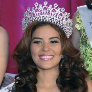 Honduranische Schönheitskönigin verschwunden (Foto)