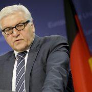Steinmeier in Kiew - Lawrow dämpft Erwartungen (Foto)