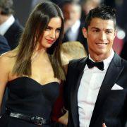 Ronaldo betrog Irina Shayk mit Dutzenden Frauen (Foto)