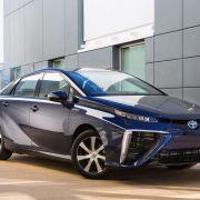 Toyota zieht Verkaufsstart für neues Brennstoffzellenauto vor (Foto)