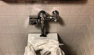 Welttoilettentag 2014: Die Klobrille mit reichlich Papier ummanteln - das muss nicht sein! (Foto)
