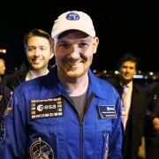 Gerst: Raumfahrt ist unverzichtbar (Foto)