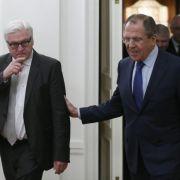 Steinmeier trifft Putin: Neue Töne bei Gesprächen in Moskau (Foto)