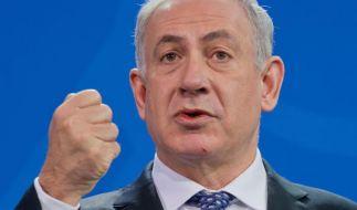 Netanjahu:«Kampf um Jerusalem» nach Synagogen-Attentat (Foto)