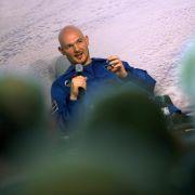 Alexander Gerst: Raumfahrt dient Verbesserung des Lebens (Foto)