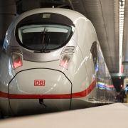 «Zug-Tüv» soll Zulassung neuer ICEs beschleunigen (Foto)