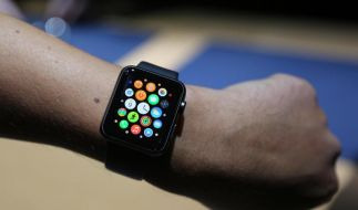 Neue Details über Apples Computer-Uhr (Foto)