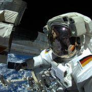 «Alex-Festwochen» sollen Zukunft der Raumstation ISS sichern (Foto)