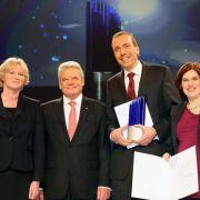 Zukunftspreis für Lebensmittelzutaten aus Lupinen (Foto)