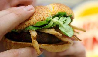 Burger King bringt Fleisch-Parfum auf den Markt. (Foto)