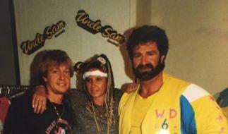 Robert und Carmen Geiss im 80er-Look. (Foto)