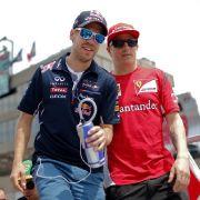 Nach Falschmeldung nun offiziell: Vettel fährt Ferrari (Foto)