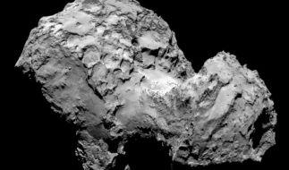 Tiefflüge von «Rosetta» zum Kometen «Tschuri» geplant (Foto)