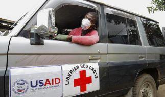 Ebola nimmt in Guinea und Liberia nicht mehr flächendeckend zu (Foto)