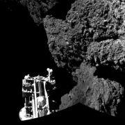 Jetzt im Netz: Das Original-Rumpeln der ersten Kometenlandung (Foto)