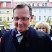 Thüringer Linke macht Zugeständnisse an SPD und Grüne (Foto)