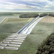 Mammutprojekt:Fehmarnbelttunnel soll 6,2 Mrd Euro kosten (Foto)