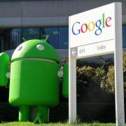 Groß angelegte Patentklage gegen Google beigelegt (Foto)