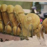 Penis-Kekse erregen die Lufthansa (Foto)