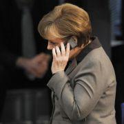 Ermittlungen wegen Merkel-Lauschangiff vor Einstellung (Foto)