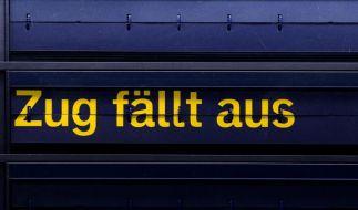 Drohen noch vor Weihnachten neue Bahnstreiks? (Foto)