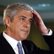 Portugals Ex-Regierungschef verbringt zweite Nacht in Zelle (Foto)