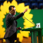 Grünen-Parteitag gegen Waffenlieferungen an Kurden im Irak (Foto)