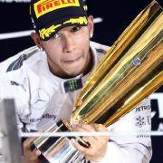 Lewis Hamilton sichert sich den WM-Titel - Rosberg wird gedemütigt (Foto)
