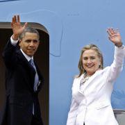 Obama: Hillary Clinton wäre eine «großartige Präsidentin» (Foto)