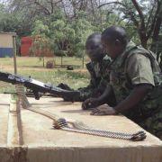 Kenias Armee tötet 100 somalische Islamisten (Foto)