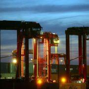 Hamburger Hafen auf Rekordkurs (Foto)