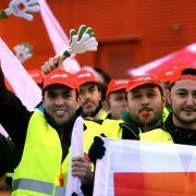 Gewerkschaft will beim Textil-Discounter KiK weiter streiken (Foto)