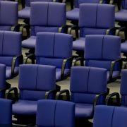 Abstimmungen im Bundestag: Linke fehlen am häufigsten (Foto)