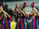 Der FC Bayern um Bastian Schweinsteiger und Co. trifft auf Manchester City. (Foto)