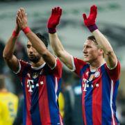 FC Bayern München vergeigt Führung - 2:3 gegen Manchester (Foto)