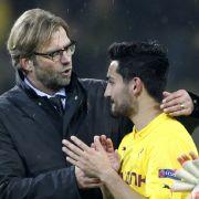 Erste Champions-League-Niederlage für den BVB (Foto)