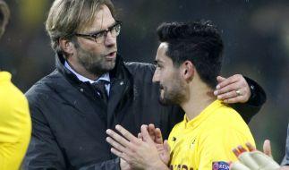 Der BVB aus Dortmund tritt gegen Arsenal London an. (Foto)