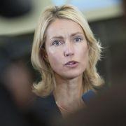 Koalitionszoff um «weinerliche» Ministerin Schwesig (Foto)