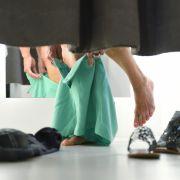 So widerlich geht es in unseren Umkleidekabinen zu (Foto)