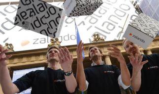 Online-Händler Zalando peilt erstmals Betriebsgewinn an (Foto)