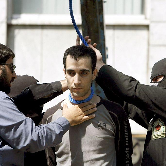 Jeder 3. Jura-Student will die Todesstrafe (Foto)