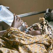 Afrikanischer Arzt erhält Sacharow-Preis des EU-Parlaments (Foto)