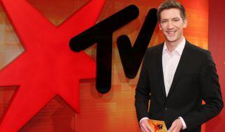 Steffen Hallaschka präsentiert eine neue Ausgabe von Stern TV. (Foto)