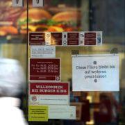 Burger-King-Lizenznehmer hofft auf Neuanfang (Foto)
