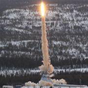 Studie: Erbsubstanz übersteht Flug ins All an Raketenaußenwand (Foto)