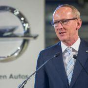 Opel-Chef: 400 neue Arbeitsplätze in Eisenach (Foto)