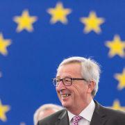 Misstrauensantrag gegen Juncker klar gescheitert (Foto)