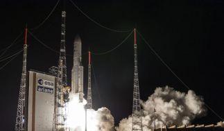 Gabriel: Deutschland gibt 60 Millionen jährlich für neue Ariane (Foto)