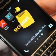 Bundesregierung schließt Anti-Spionage-Vertrag mit Blackberry (Foto)